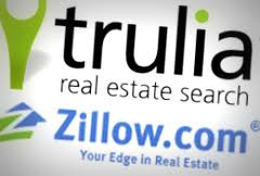 sites like Zillow, sites like Trulia