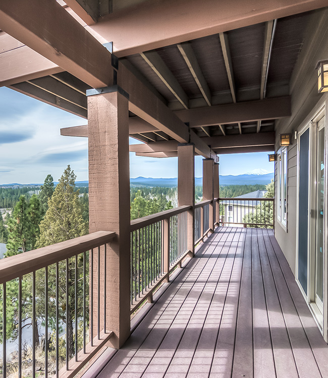 Bend real estate with a view