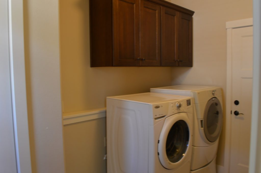 Washer and dryer not included